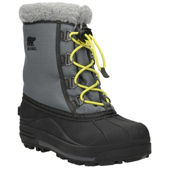 dětská zimní obuv sorel, šedá, 299-2004 - 13