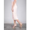 Kožené dámské lodičky bata, růžová, 726-5645 - 18