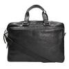 Kožená taška bata, černá, 964-6106 - 19