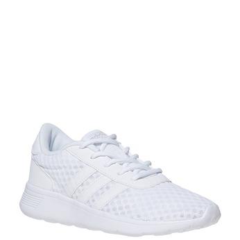Bílé sportovní tenisky dámské adidas, bílá, 509-1335 - 13