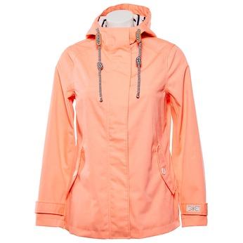 Dámská jarní bunda s kapucí joules, oranžová, 979-5013 - 13