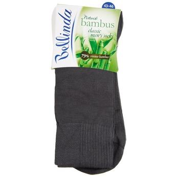 Bambusové ponožky bellinda, šedá, 919-2307 - 13