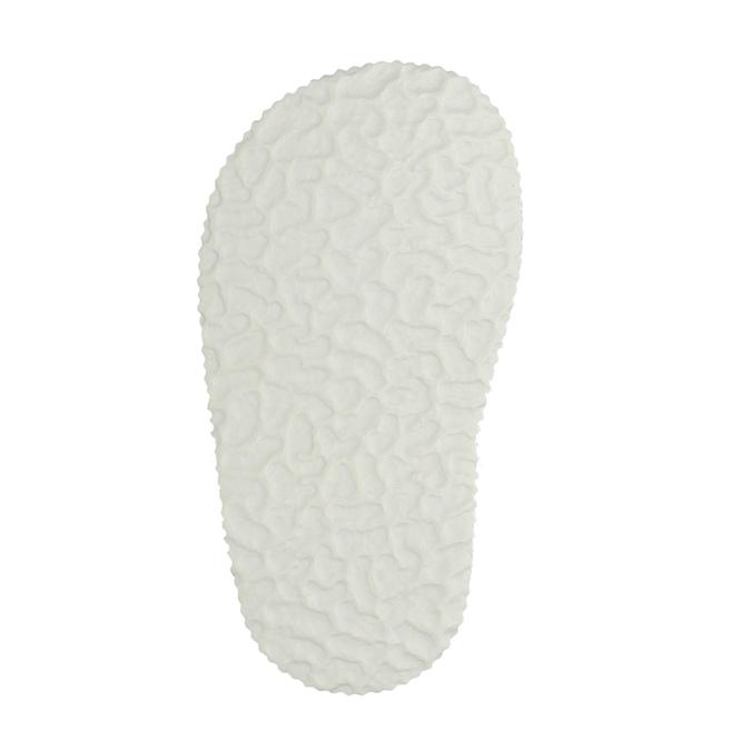 Dívčí kožená domácí obuv, růžová, 104-5001 - 26