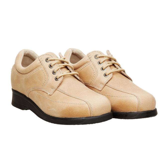 Dámská zdravotní obuv medi, béžová, 544-8152 - 26