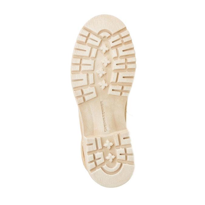 Kožené kotníčkové boty weinbrenner, hnědá, 594-4138 - 26