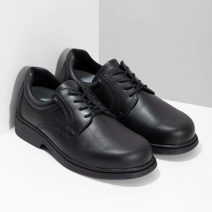 Pánská zdravotní obuv medi, černá, 854-6233 - 26