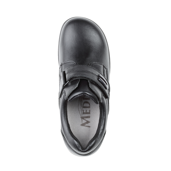 Dámská zdravotní obuv medi, černá, 544-6494 - 19