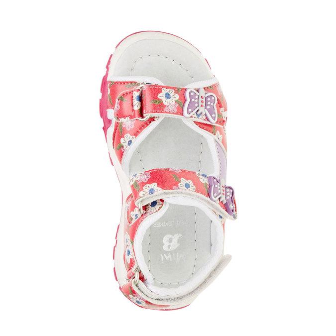 Dětské sandály mini-b, 261-0165 - 19