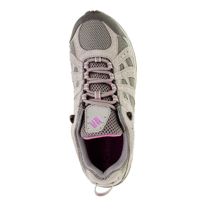 Dámská sportovní obuv columbia, šedá, 549-2007 - 19