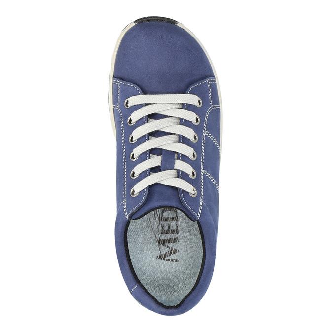 Dámská zdravotní obuv medi, modrá, 556-9325 - 19