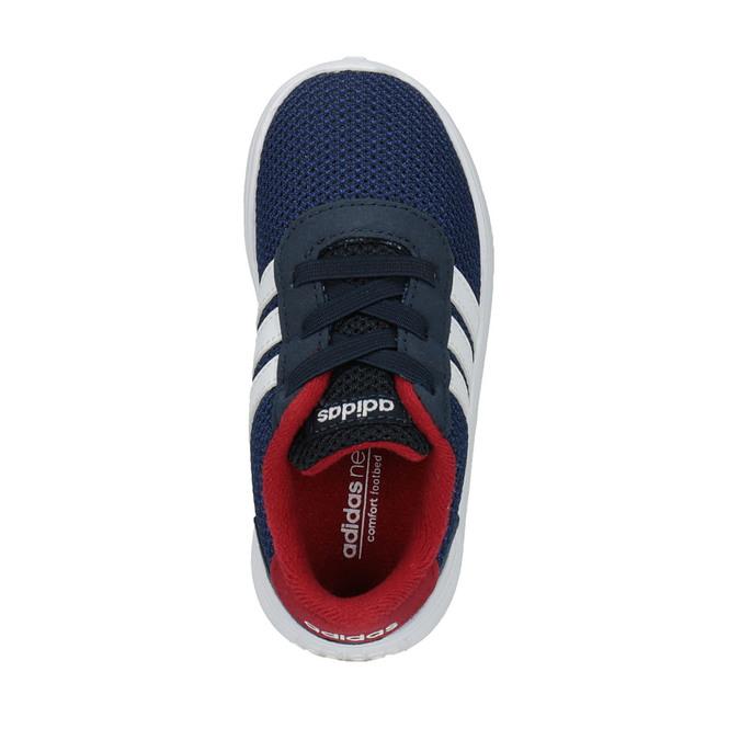 Dětské tenisky ve sportovním designu adidas, modrá, 109-9141 - 19