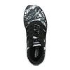 Dámské sportovní tenisky s potiskem adidas, černá, 509-6535 - 19
