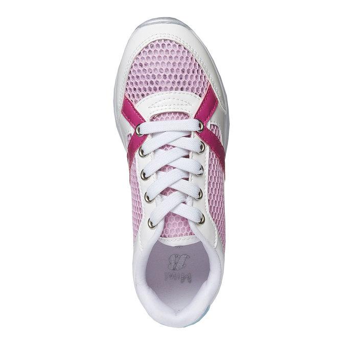 Dívčí sportovní tenisky mini-b, bílá, 329-1175 - 19