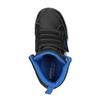 Dětské kotníčkové tenisky na suchý zip adidas, černá, 101-6231 - 19