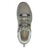 Dámská kožená obuv v Outdoor stylu power, šedá, 503-2829 - 19
