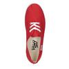 Červené dámské tenisky tomy-takkies, červená, 519-5691 - 19