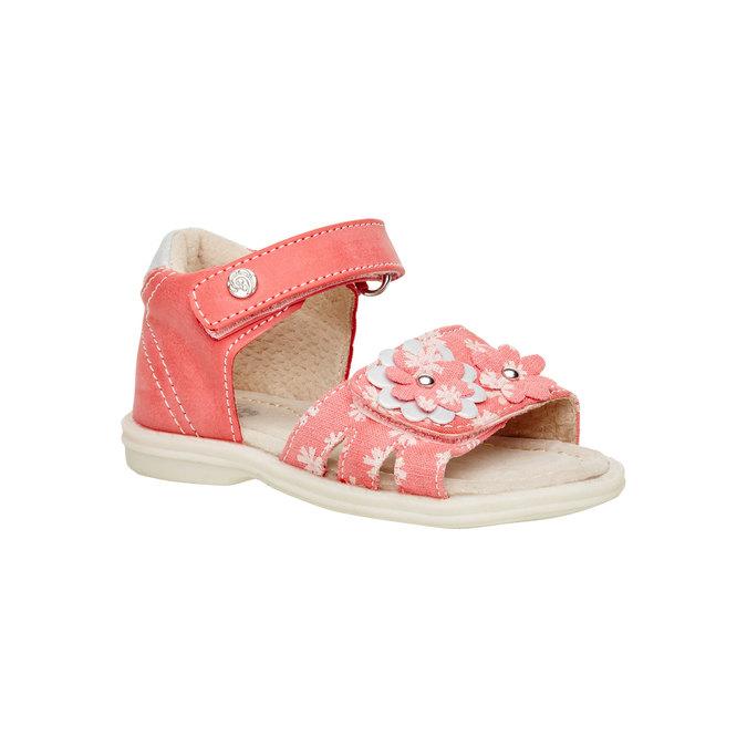 Dětské sandály mini-b, oranžová, 169-5100 - 13