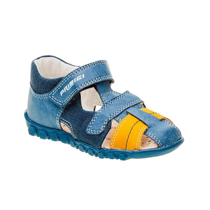 Chlapecké sandály na suchý zip primigi, modrá, 111-9139 - 13