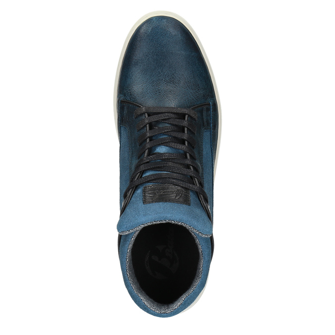 Pánské tenisky bata, modrá, 844-9624 - 19