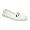 Dětské cvičky bata, bílá, 379-1001 - 13