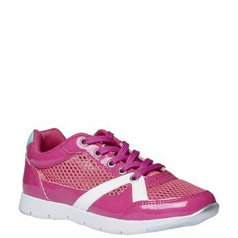 Dívčí sportovní tenisky mini-b, růžová, 329-5175 - 13