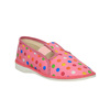Dětská domácí obuv bata, růžová, 379-5112 - 13