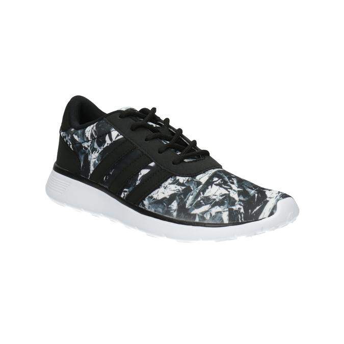 Dámské sportovní tenisky s potiskem adidas, černá, 509-6535 - 13