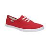 Červené dámské tenisky tomy-takkies, červená, 519-5691 - 13
