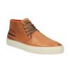 Kožená kotníčková obuv napapijri, hnědá, 894-3006 - 13