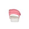Růžové sandály na suché zipy mini-b, růžová, 261-5159 - 17