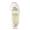 Dětské cvičky bata, bílá, 379-1001 - 17