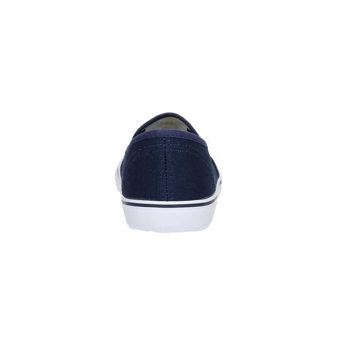 Dětská obuv typu Slip-On mini-b, modrá, 329-9189 - 17