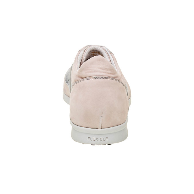 Pánské ležérní tenisky flexible, růžová, 826-2638 - 17
