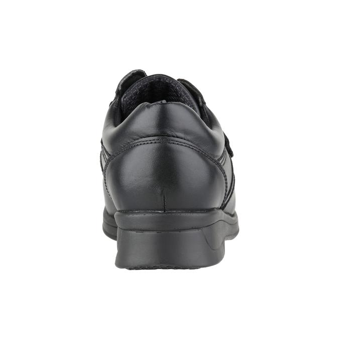 Dámská zdravotní obuv medi, černá, 544-6494 - 17