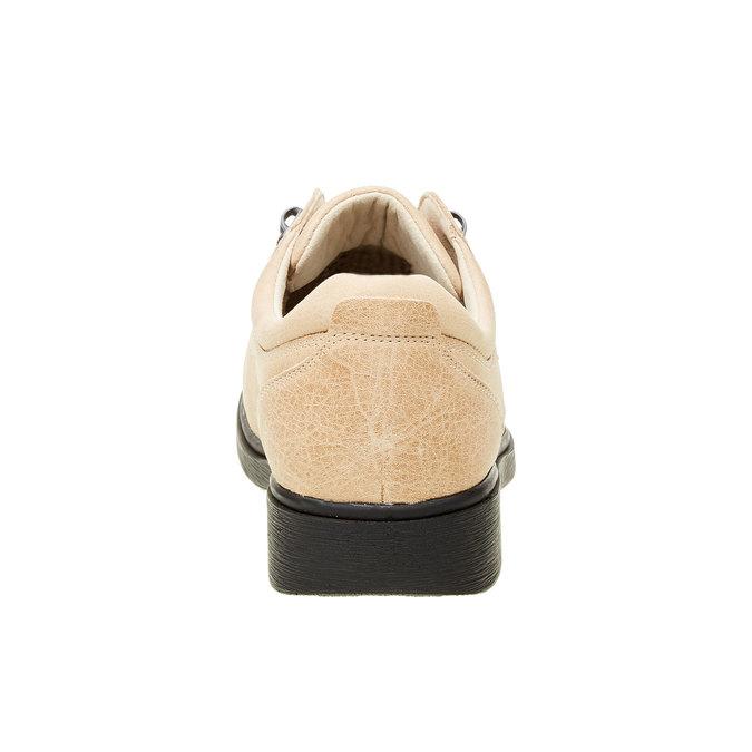 Pánská zdravotní obuv medi, béžová, 824-8171 - 17