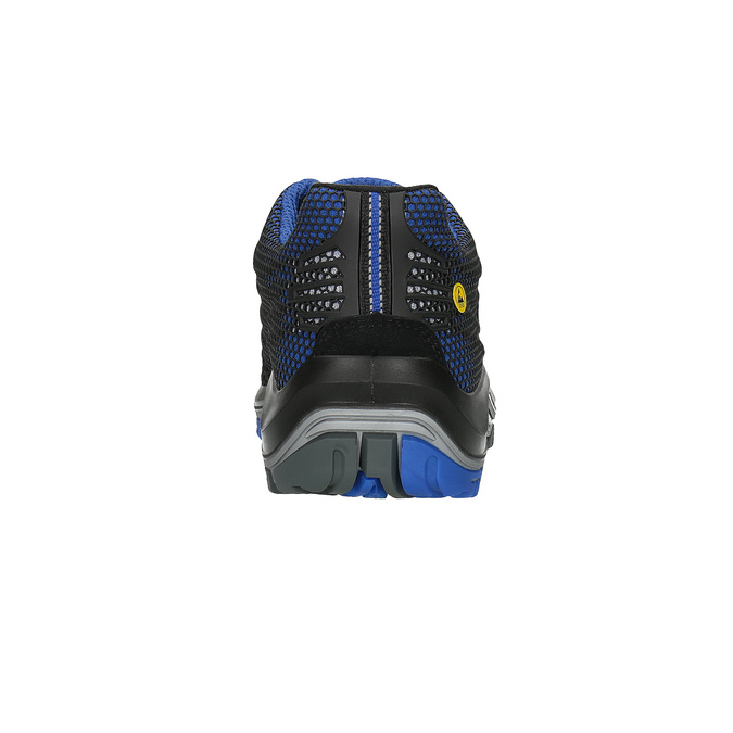 Pracovní obuv LOGIK S1P ESD bata-industrials, modrá, 849-9630 - 17