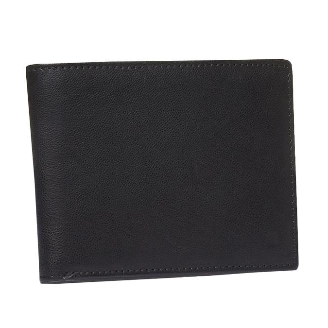 Pánská kožená peněženka bata, černá, 944-6124 - 13