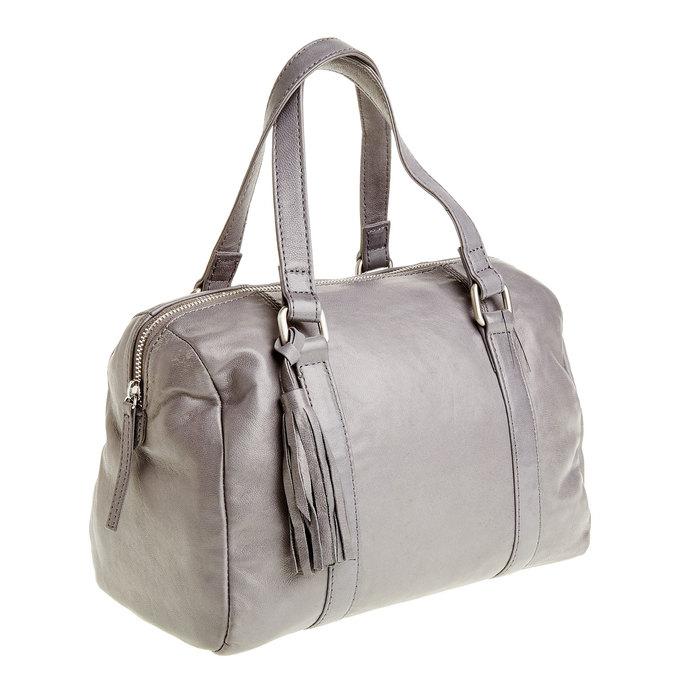Kožená kabelka se střapcem bata, 2020-964-2190 - 13