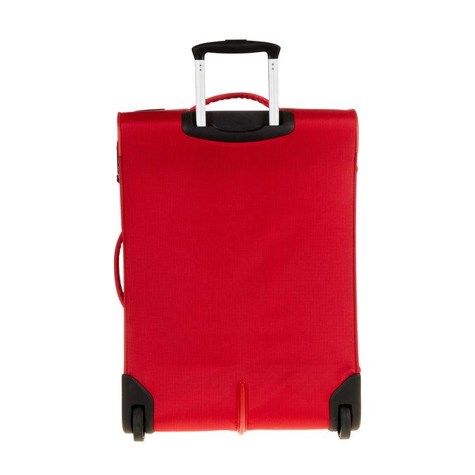 Kufr na kolečkách carlton, červená, 969-5146 - 26