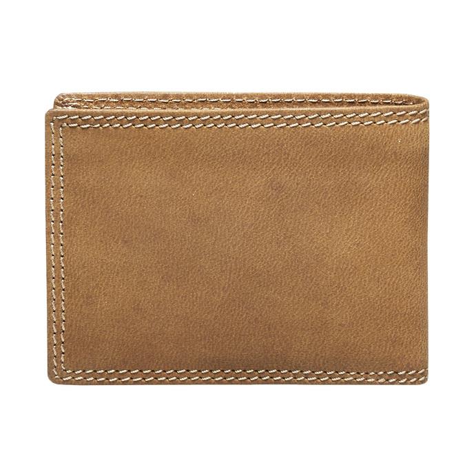 Pánská kožená peněženka bata, hnědá, 944-3129 - 26
