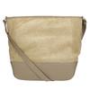 Kožená kabelka s nastavitelným popruhem weinbrenner, béžová, 963-8190 - 26