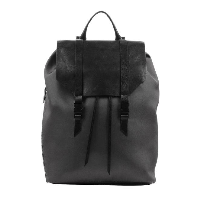Černý batoh royal-republiq, černá, 964-6208 - 26