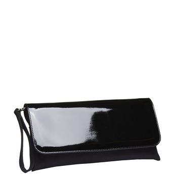 Dámské psaníčko bata, černá, 969-6313 - 13