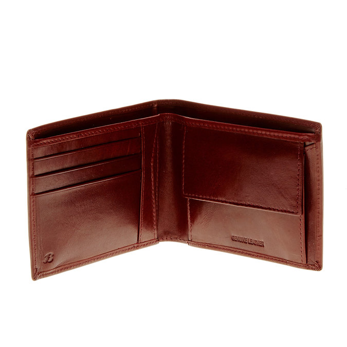 Pánská kožená peněženka bata, 2019-944-4122 - 15