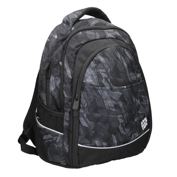 Dětský školní batoh bagmaster, černá, 969-6606 - 13