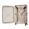 Kufr na kolečkách samsonite, hnědá, 969-4328 - 15