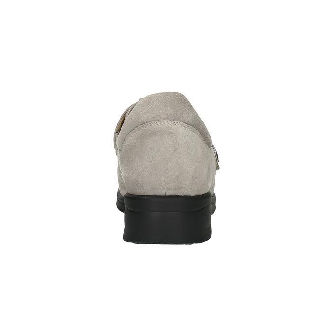 Dámská zdravotní obuv medi, béžová, 553-8205 - 17