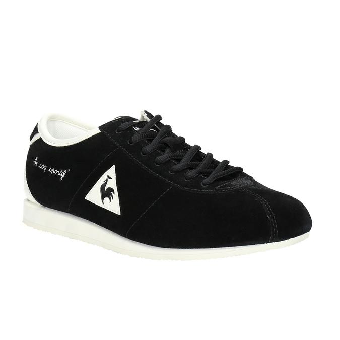 Černé dámské tenisky le-coq-sportif, černá, 503-6567 - 13