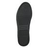 Dámské lakované tenisky bata, černá, 528-6632 - 26