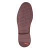 Pánské polobotky z broušené kůže rockport, hnědá, 823-3006 - 26